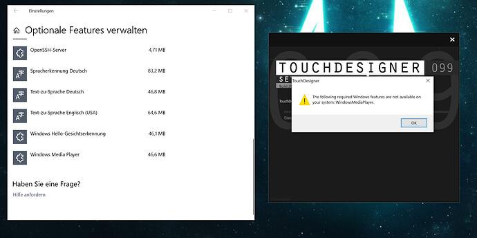 touchdesigner_installation_failure_windowsMediaPlayer_missing_2020_20625.PNG