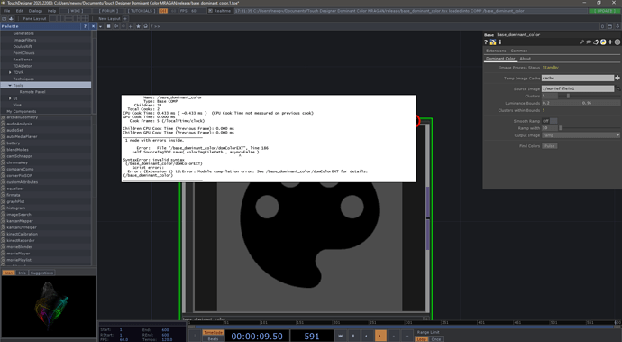 TouchDesigner 2020.22080_ C__Users_newpv_Documents_Touch Designer Dominant Color MRAGAN_release_base_dominant_color.1.toe_ 8_8_2020 5_32_25 PM