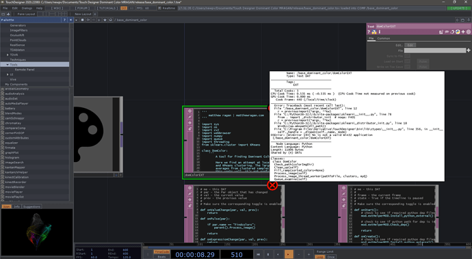 TouchDesigner 2020.22080_ C__Users_newpv_Documents_Touch Designer Dominant Color MRAGAN_release_base_dominant_color.1.toe_ 8_8_2020 5_44_04 PM
